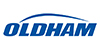 Oldham logo.