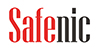 Safenic logo.