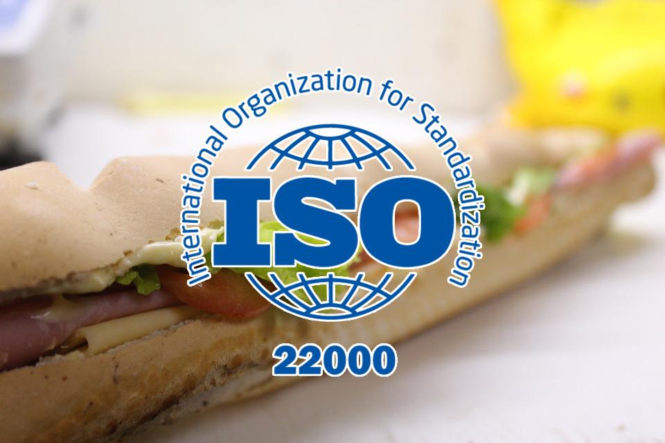 Vad är ISO 22000 certifieringen?