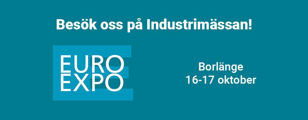 Industrimässan EuroExpo i Dalarna/Borlänge