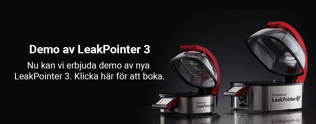 Få demo av LeakPointer 3