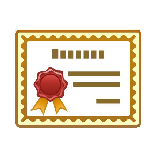 Kalibreringscertifikat